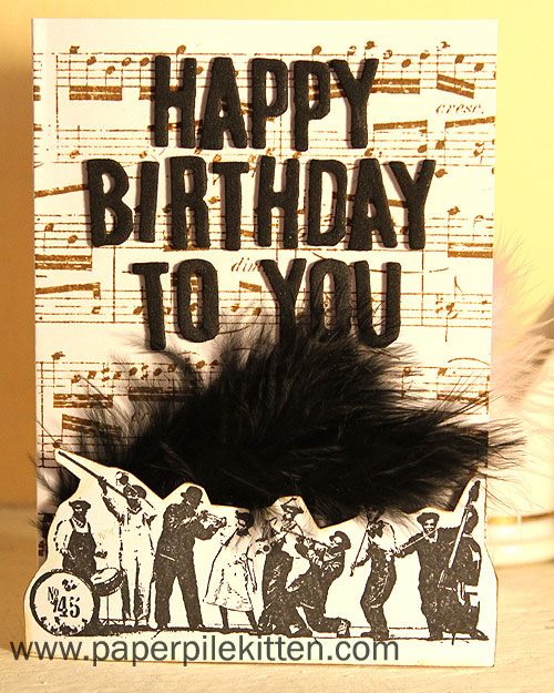 Kittens Birthday Cards Birthday Card With a Musical